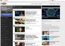 Noul chip al YouTube