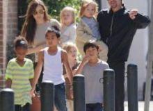Familia Angelinei Jolie/azcentral.com