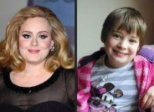 Adele si Charlotte/people.com