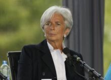 Christine Lagarde/Wikipedia