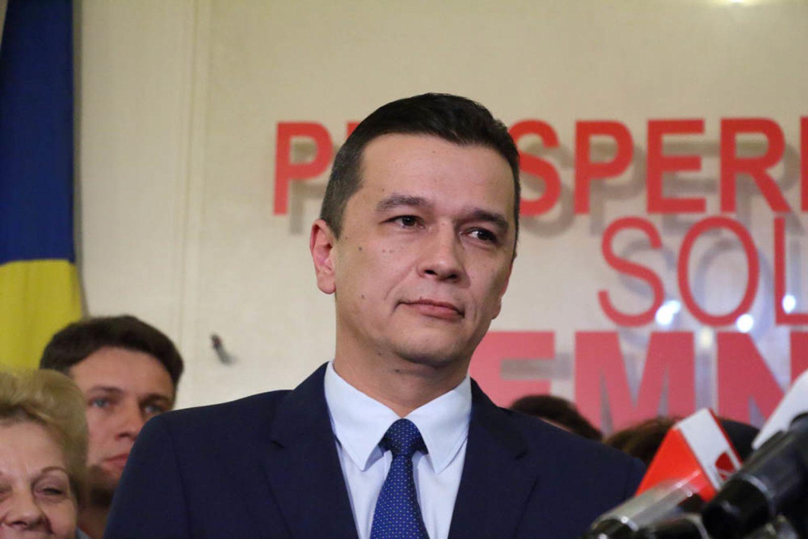 Grindeanu, despre preşedinţia română a Consiliului European