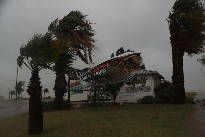 Bilanțul uraganului Harvey