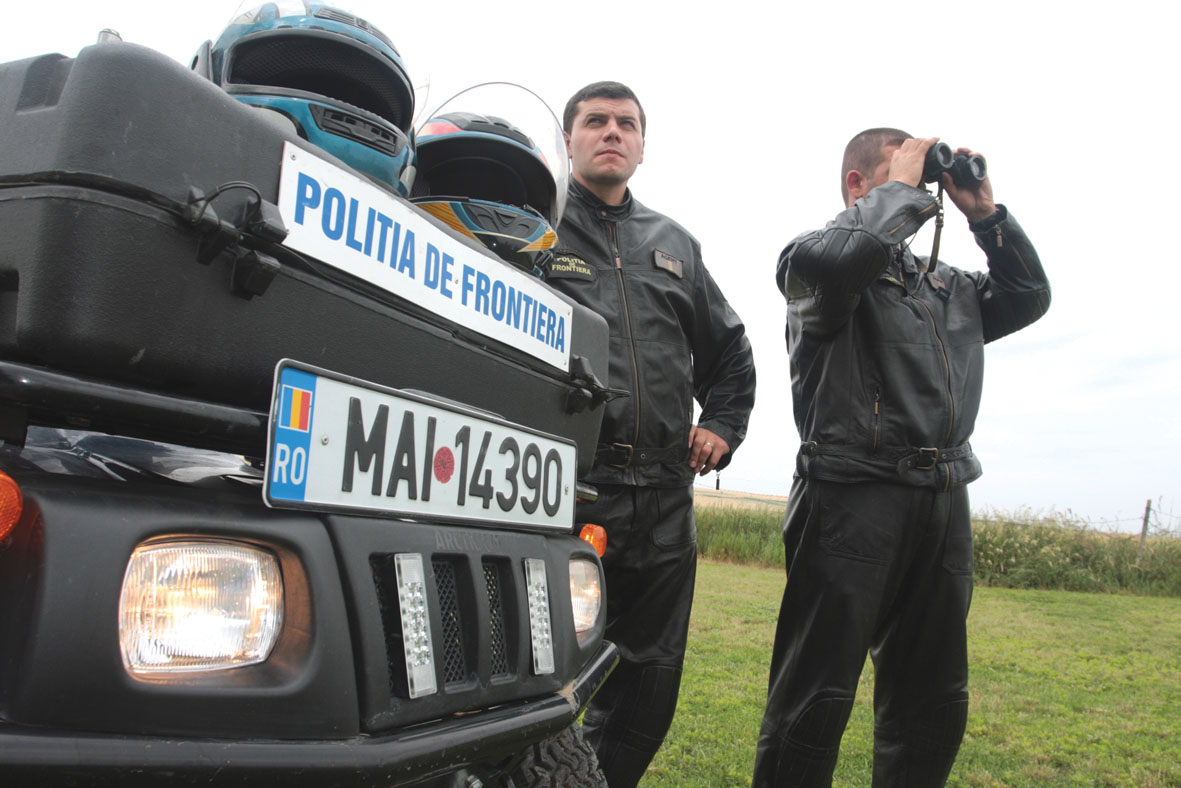 Poliţia de Frontieră, la un pas de BLOCAJ. Aproape TOŢI şefii vor să iasă la pensie