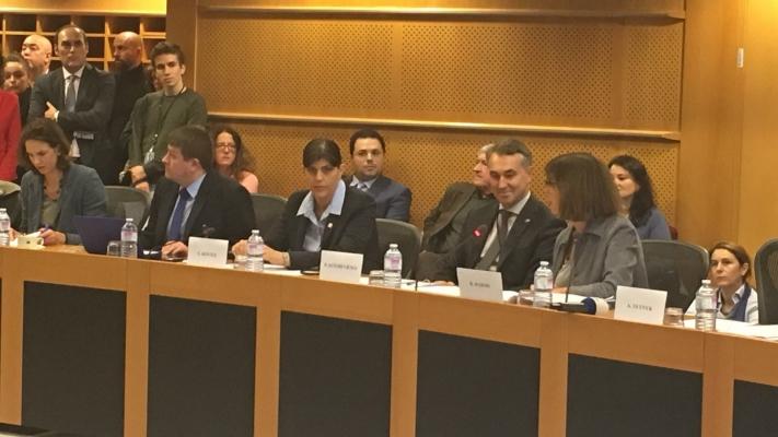 Kovesi a mințit presa și parlamentarii la Bruxelles