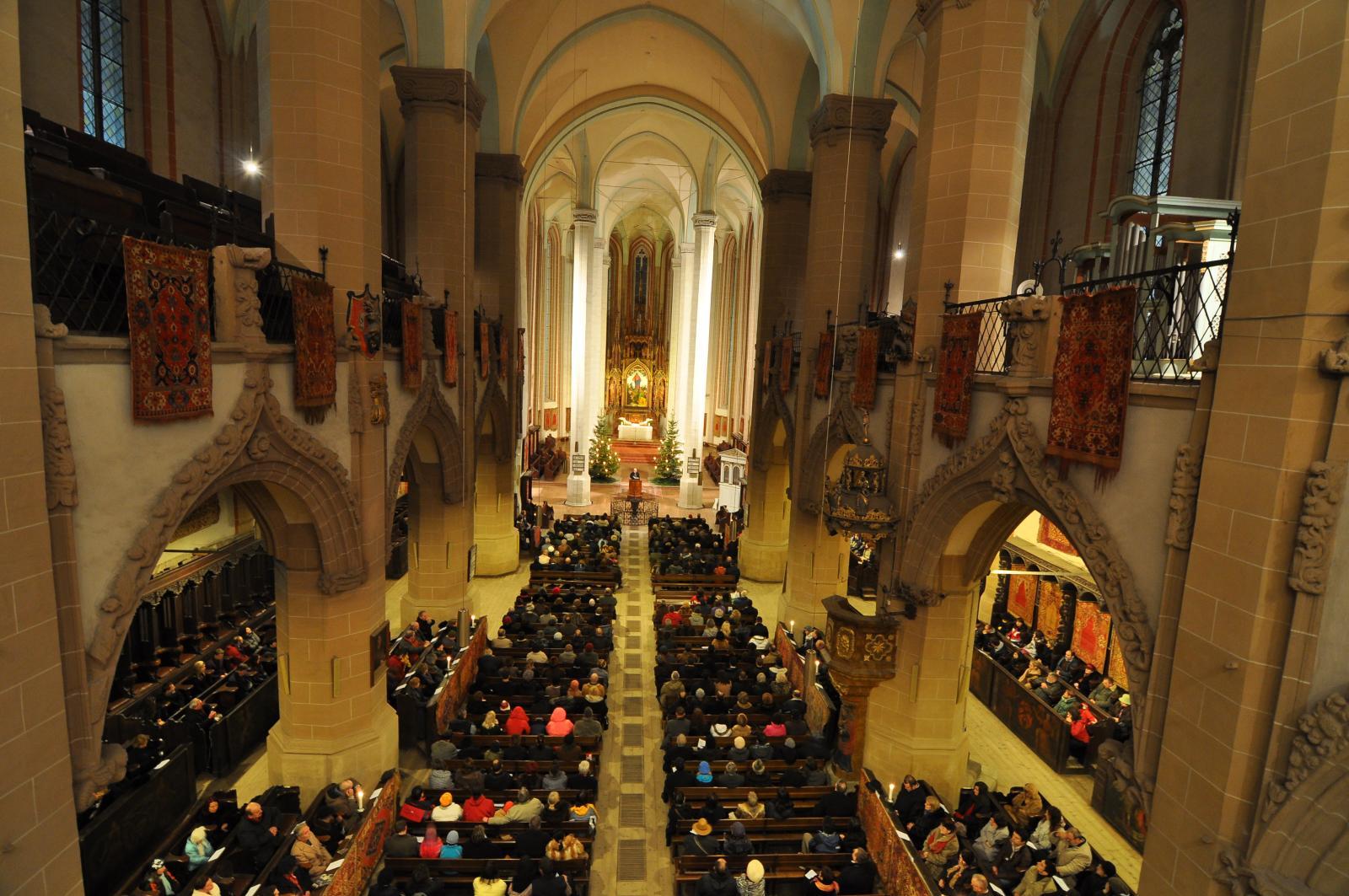 Anul acesta, Biserica Neagră din Brașov nu va mai găzdui concertele tradiționale de Crăciun