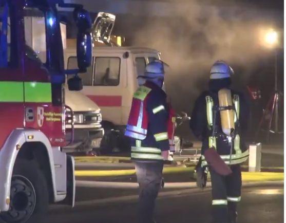 Clădire cu zeci de români, incendiată în Germania. Precizările MAE