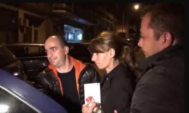 Suspecta în cazul crimei de la metrou a fost reținută