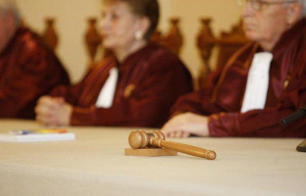 Răspunderea magistraţilor s-a oprit la Curtea Constituţională