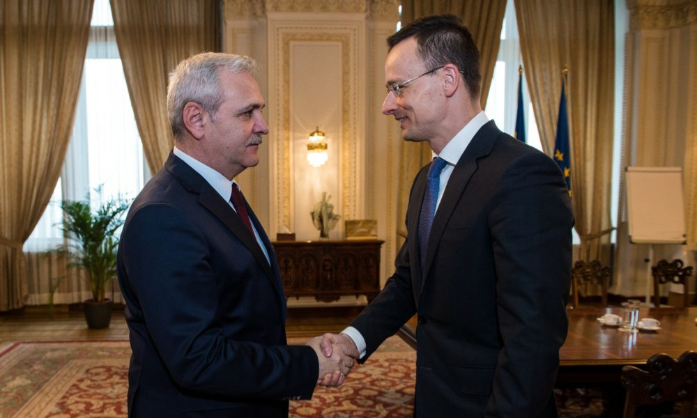 Spre o `antantă` Polonia-Ungaria-România?