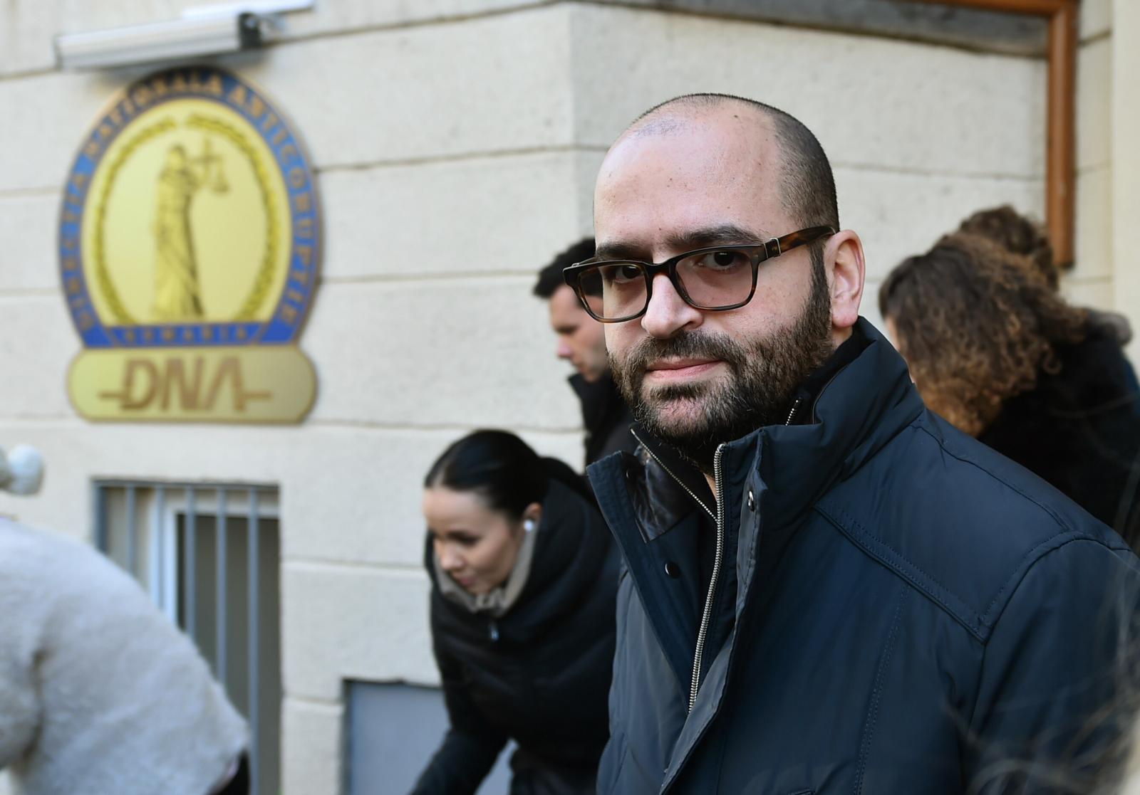 Horia Georgescu: Maior a mințit. Se intervenea direct în dosare