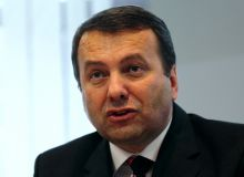 Gheorghe Ialomitianu, Ministrul Finantelor / Mediafax
