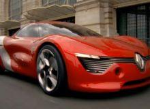 Concept car Renault DeZir (foto:captura video)