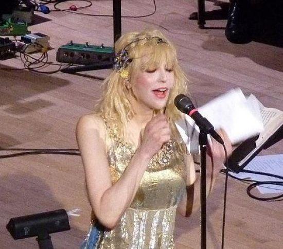 Courtney Love/Wikipedia