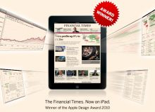 Financial Times pe iPad / FT