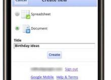 Google Docs pe mobil.jpg/http://googledocs.blogspot.com/