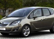 Opel Meriva (foto: compania)