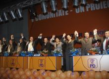 Liderii PDL. Foto: pdl.org.ro