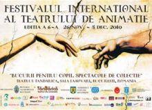 Festivalul International al Teatrului de Animatie/teatrultandarica.ro