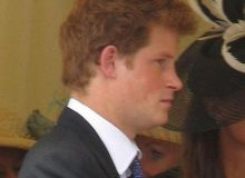 Prince Harry/Wikipedia