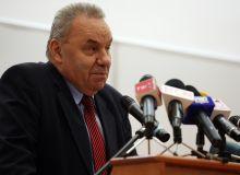 Andrei Marga, rectorul Universitatii Babes-Bolyai din Cluj / mediafaxfoto.ro