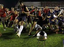 Bucuria argentinienilor de la Independiente dupa finala cu Goias / ole.com