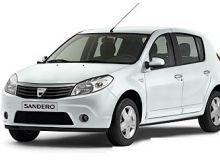 Dacia Sandero/compania