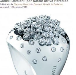Collectie inel Damiani