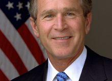 George W. Bush/wikimedia.org