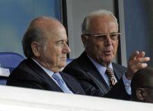 Sepp Blatter si Franz Beckenbauer / abendblatt.de