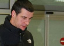 Vladimir Jovanovic, antrenorul echipei Partizan Belgrad, lovit cu pietre de croati / sport.blic.rs