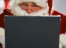 Britanicii prefera sa petreaca Craciunul pe Internet/ corbisimages.com