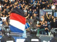 Fanii lui Dinamo Zagreb / adevarul.ro