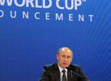 Vladimir Putin / english.china.com