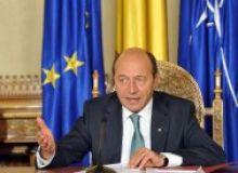 Presedintele Traian Basescu pare sa aprecieze segmentul IT romanesc. / Presidency.ro