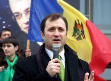 Premierul de la Chisinau, Vlad Filat/vladfilat.md