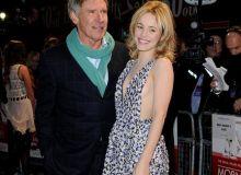 Rachel McAdams si Harrison Ford/captura dailymail.co.uk