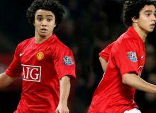 Rafael si Fabio da Silva / manchesterunitedpremiercup.com