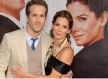 Sandra Bullock Ryan Reynolds/captura realitatea.net