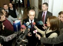 Emil Boc la Parlament / gov.ro
