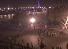 Demonstrantii sfideaza starea de asediu/captura CNN