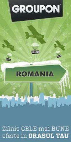 Pe piata de profil din Romania a intrat recent si gigantul GroupOn.