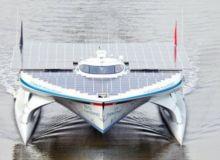 Nava solara Turanor PlanetSolar. / deutscher-marinebund.de