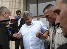 Vantu a mai fost internat la Floreasca pe 10 ianuarie/Mediafax