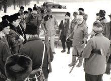 Aghiotantul sustine ca fratele lui Gaddafi incalcase in repetate randuri una din regulile de baza ale vanatorii/Ring