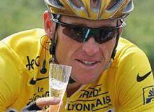 Lance Armstrong / hecklerspray.com