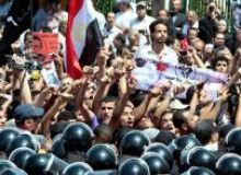 Protestele au cuprins Egiptul / ahmedrehab.com