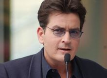Charlie Sheen/Wikipedia