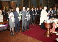 Botez Anastasia Chivu/libertatea.ro