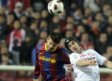 FC Sevilla - FC Barcelona / uefa.com