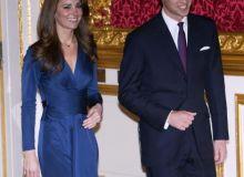 Kate Middleton si Printul William/thehollywoodgossip.com